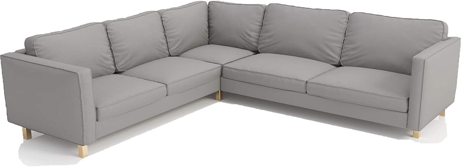The Cotton Recommended Karlstad Attention brand SectionalSofa Replacemen 3+2 Cover 2+3