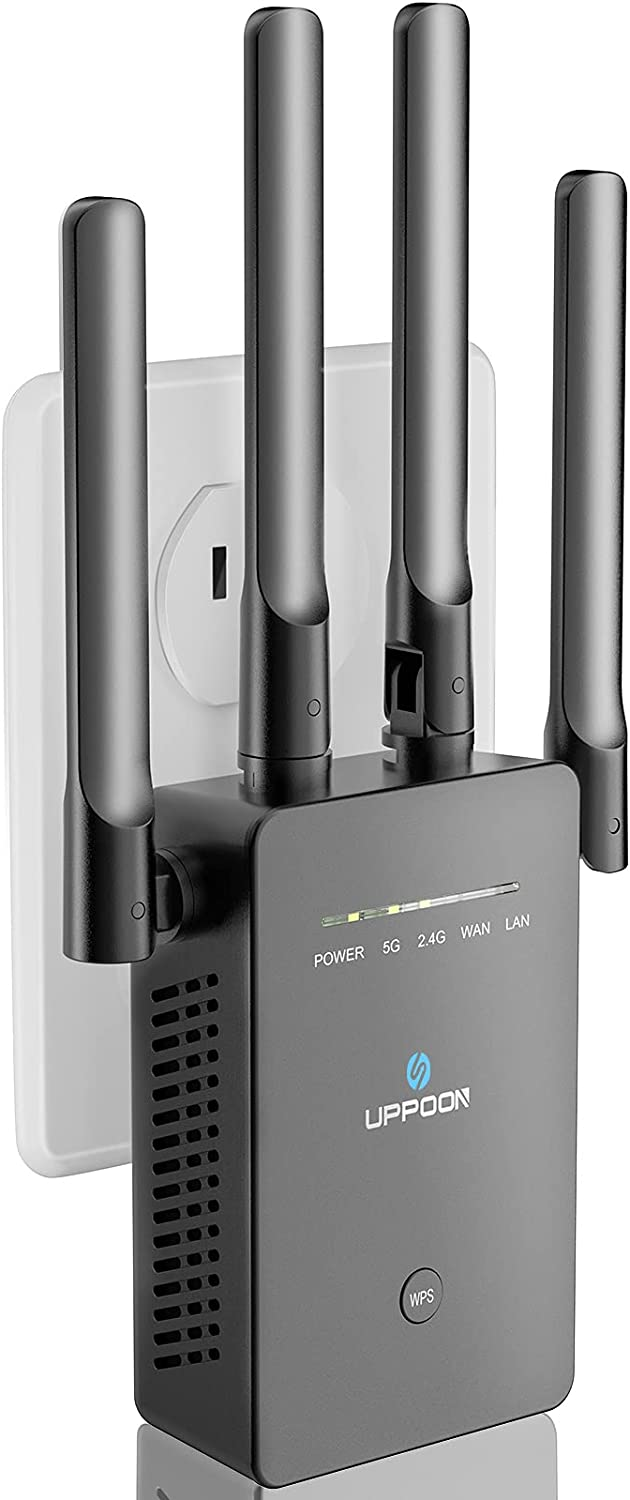 Be super Ranking TOP8 welcome UPPOON WiFi Extender Signal Booster for 1200Mbps Home Internet