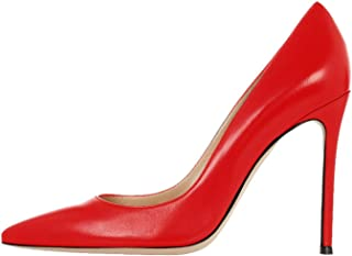 EDEFS - Scarpe col Tacco Donna - High Heels Sexy - Decolte Donna Tacco Alto - Tacchi a Spillo
