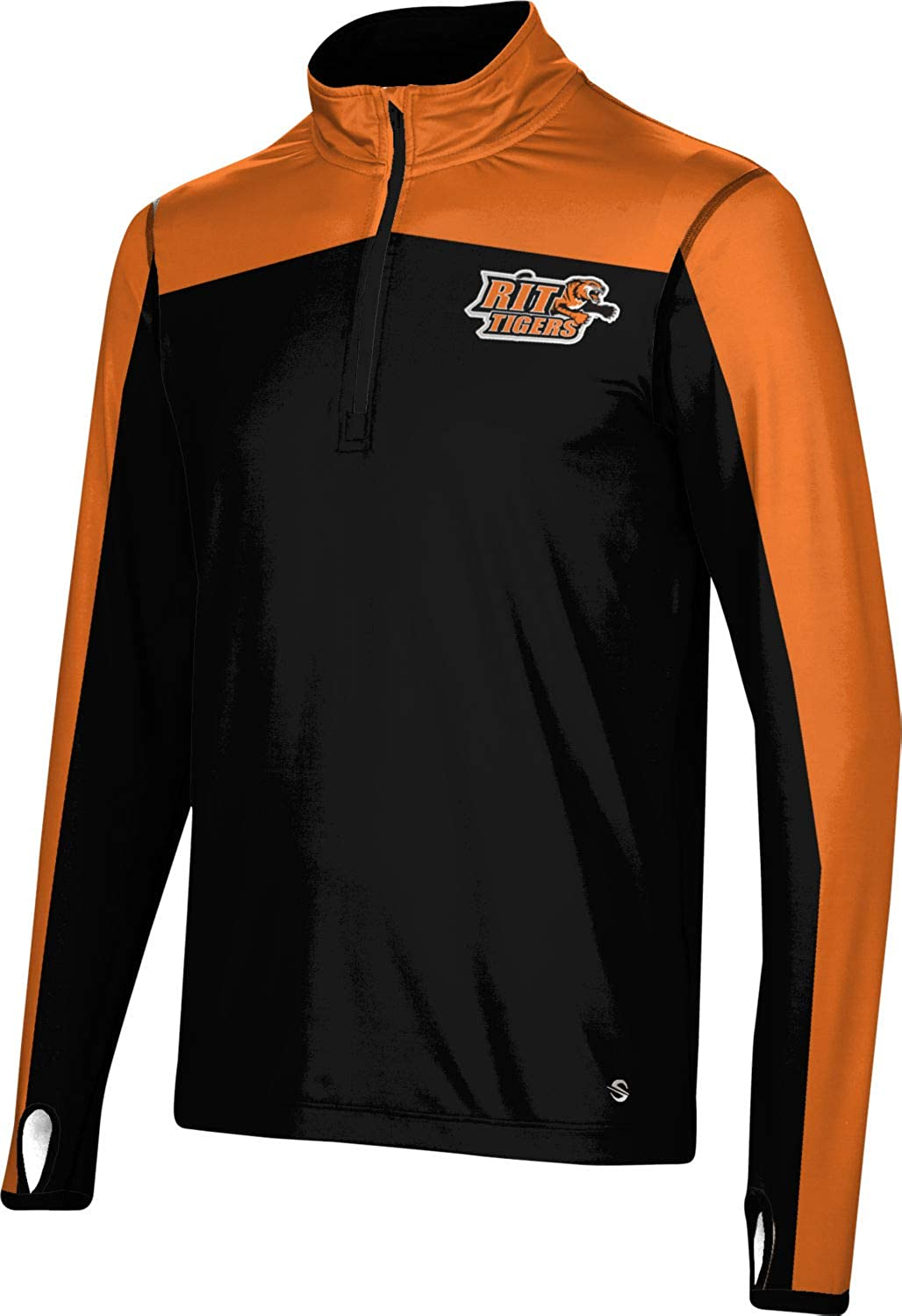 Rochester Institute of 5 ☆ popular Technology University Men's Zip National products L Quarter