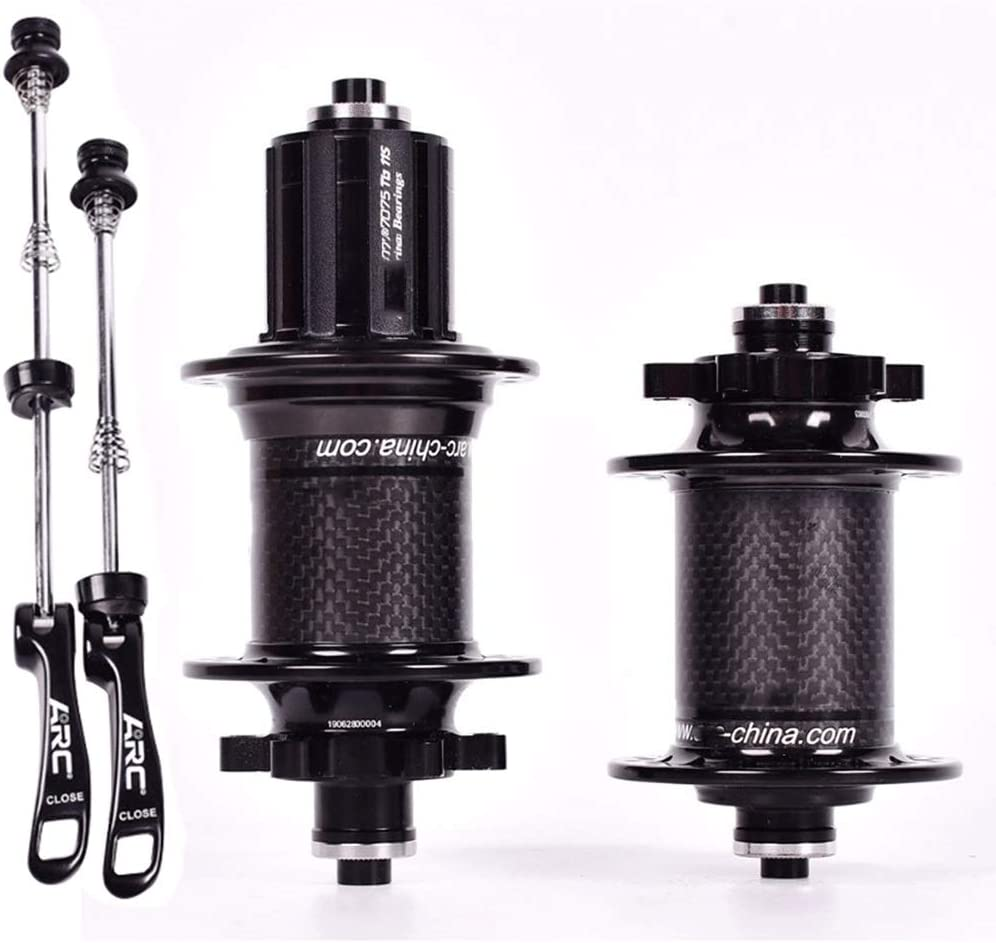 MZPWJD Bike Hubset Seasonal Wrap Introduction Carbon Fiber 32H Hubs Disc Bicycle Brake MTB Max 40% OFF
