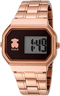 Reloj D-Bear Digital de Acero