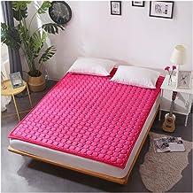 Tatami Mattress Thick Keep Warm Mattresses Breathable Mattress Thickened Student Tatami Foldable Mattress Thick 2 cm,90x200cm