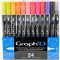 graph' O go00240 Essential Set of 24 Markers