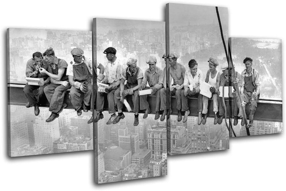 Bold Bloc Design - NYC 売り出し Skyscraper 160x90cm Lunch Vintage Multi 税込 C