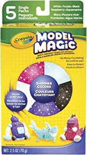 Crayola 23-2229 Arts & Crafts Unisex 3 Years & Above,Multi color (Assorted Color 5 oz 23-2229)