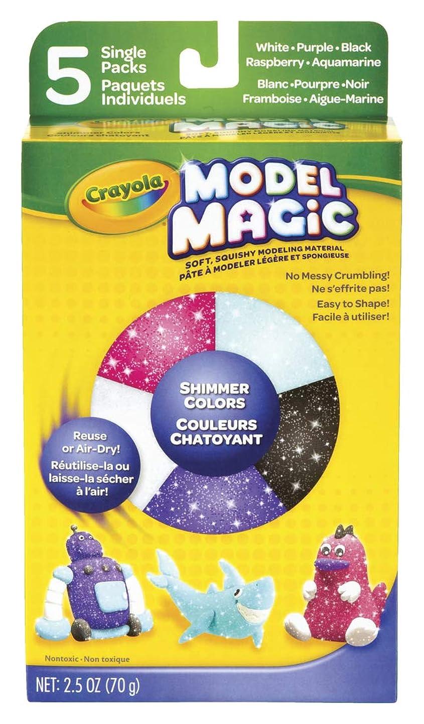 Crayola Model Magic Variety Pack-Shimmer, 3 Pack