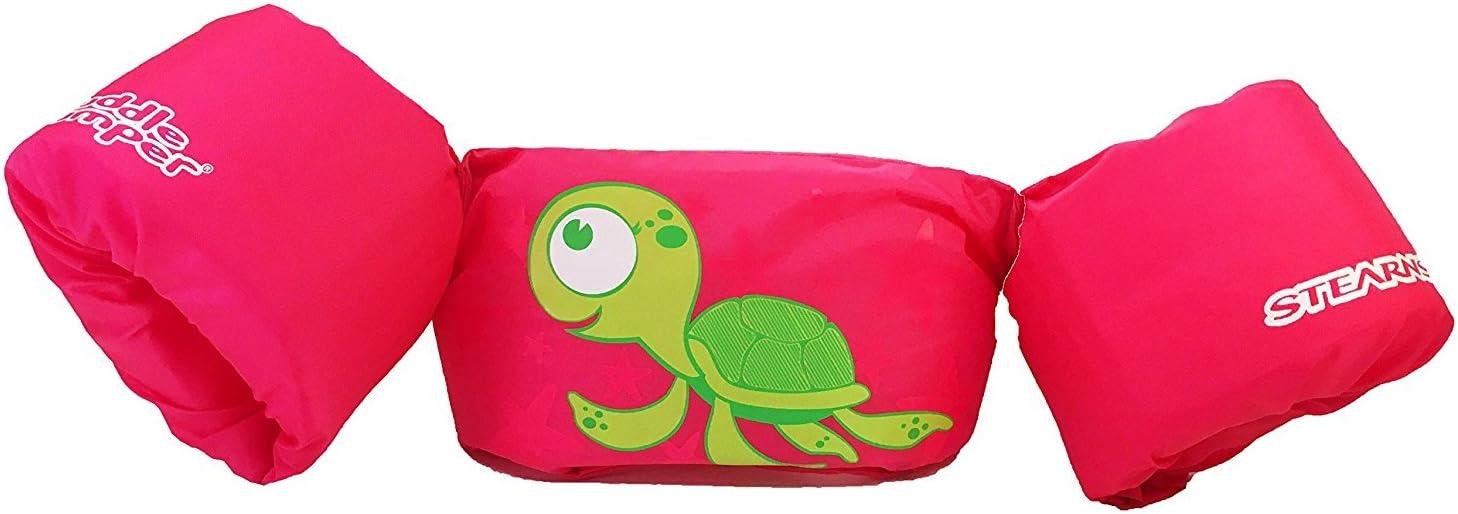 Al sold out. Stearns Kids Puddle Jumper Max 83% OFF Basic Pink Turtle Life Jacket