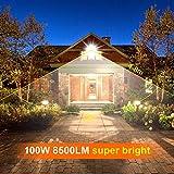 Zoom IMG-2 faretto led da esterno 100w