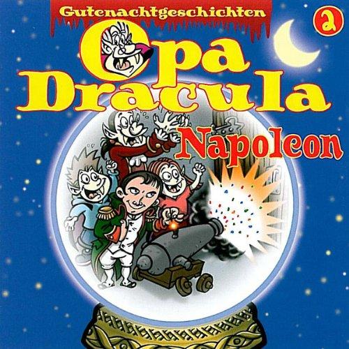 Opa Dracula 2: Napoleon audiobook cover art