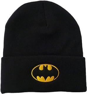 King Ma Unisex Fashion Hip-hop Batman Knit Hat
