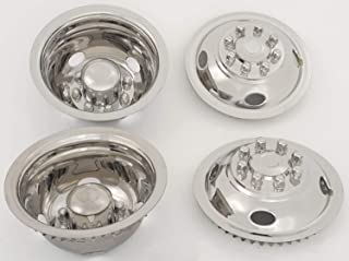 Phoenix USA GQ64 Chrome Dually Wheel Simulator
