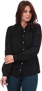 JACQUELINE DE YONG Womens Rosalina Shirt in Black.