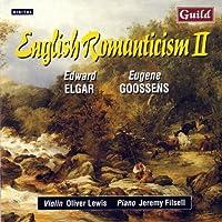 English Romanticism 2: Elgar & Goossens (1996-08-01)