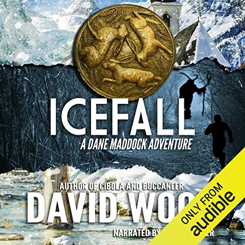 Icefall audiobook cover art