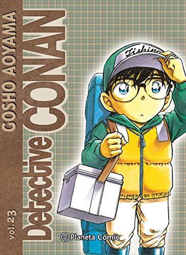 Detective Conan nº 23 (Nueva edición) (Manga Shonen)