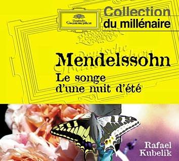 Mendelssohn: A Midsummer Night's Dream Op.61 / Weber: Overtures