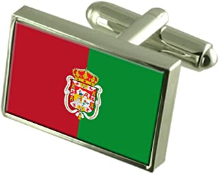 Amazon.es: bandera españa - Gemelos / Gemelos y camisas accesorios: Joyería