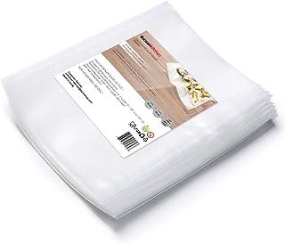 comprar comparacion Bonsenkitchen Bolsas de Vacio para Alimentos, Rollos al Vacio Gofradas para para Conservación de Alimentos y Sous Vide Coc...