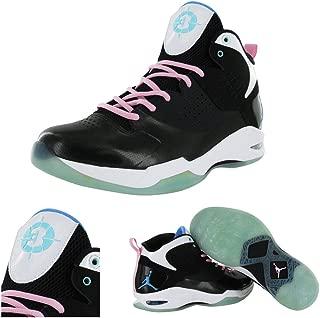 Jordan Nike Fly Wade Mens Basketball Shoes South Beach (429486-030) Black