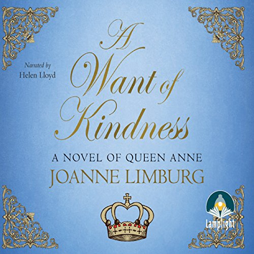 A Want of Kindness cover art
