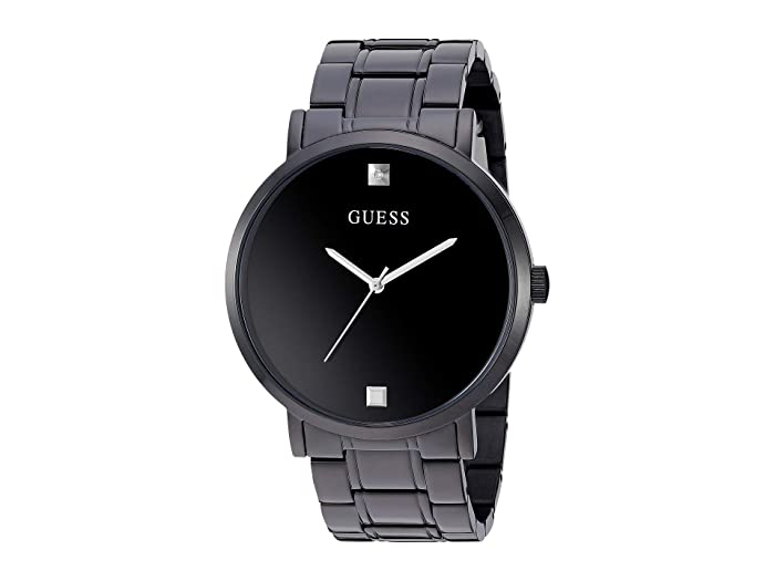GUESS  U1315G3 (Black) Watches