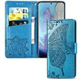 IMEIKONST Wallet Case for OPPO Reno 5 Pro Plus with Card