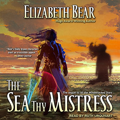 The Sea Thy Mistress audiobook cover art