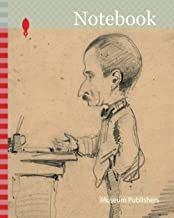 Notebook: Caricature of a Man Standing by Desk (recto), Sketch of Male Head in Profile (verso), 1855/56, Claude Monet, Fre...