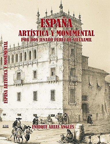 LIBRO DE ESTUDIOS DE LA ESPAÑA ARTÍSTICA Y MONUMENTAL