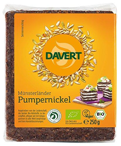 Davert Pumpernickel (250 g) - Bio