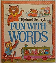 Richard Scarry's Fun With Words