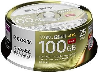 赞助广告- 索尼SONY 视频蓝光光盘 (25 张装)25BNE3VEPP2 (BE-RE 3 层 2 倍速 100 GB) 动画剧、电视剧、偶像的录像节目。