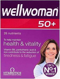 Vitabiotics Wellwoman 50+ Tablets 30's