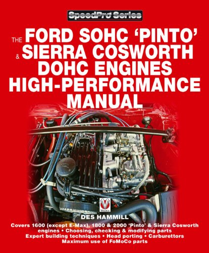 How to Power Tune Ford Sohc 4-Cylinder Engines: For Road and Track (SpeedPro)