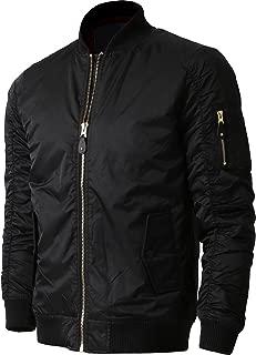 Best ma1 flight bomber jacket Reviews