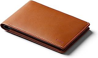 Bellroy Leather Travel Wallet (Passport Holder, RFID Protected, Travel Document Organizer, Travel Pen) - Caramel