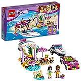 Lego Friends - Remolque de la lancha de Andrea (41316)
