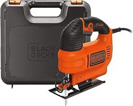 Black+Decker KS701EK-QS Sierra de Calar, 520 W, 230 V