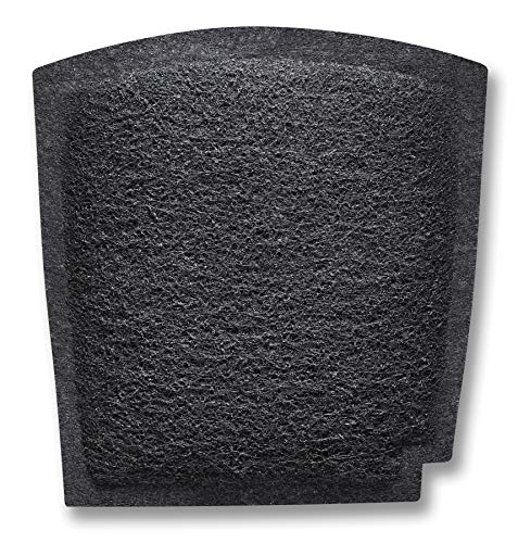 Hamilton Beach TrueAir Replacement Carbon Filter for Odor Eliminators, Tobacco & Smoke, 1-Pack (04291G)