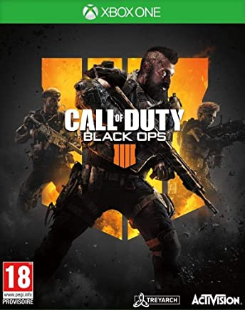 Activision Call of Duty: Black Ops 4 - Xbox One Standard Edition