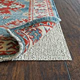 RUGPADUSA, Nature's Grip, 3'x5', 1/16' Thick, Rubber and Jute, Eco-Friendly Non-Slip Rug Pad, Safe for your Floors and your Family, Many Custom Sizes