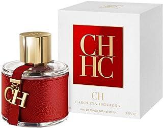 Carolina Herrera 'CH' Eau De Toilette Spray For Women, 3.4 Ounce