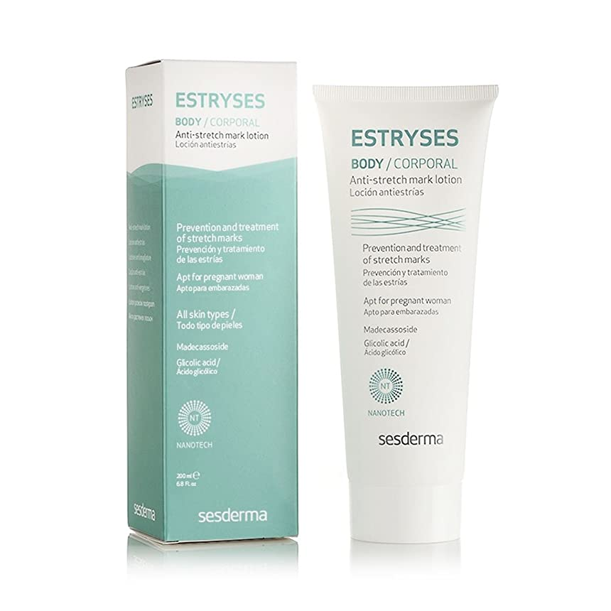 もし地理女性Sesderma Estryses Anti-stretch Marks Lotion 200ml [並行輸入品]