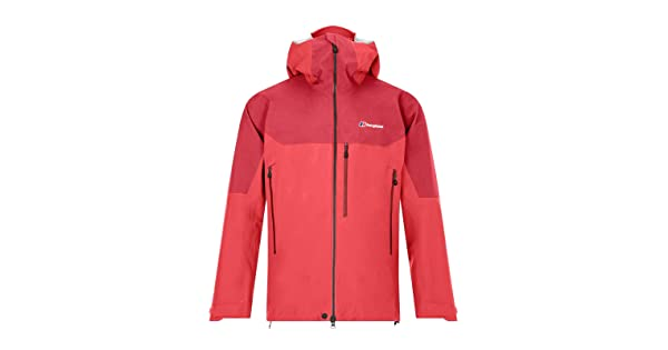 Flame Haute Red All Sizes Berghaus Extrem 5000 Pz Shell Mens Jacket Coat