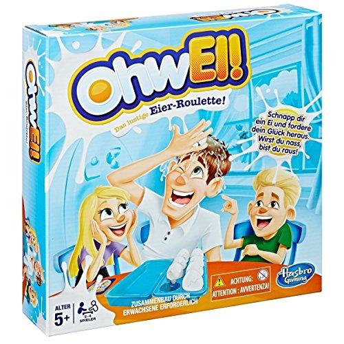 Hasbro Spiele C2473100 Ohwei!, Vorschulspiel