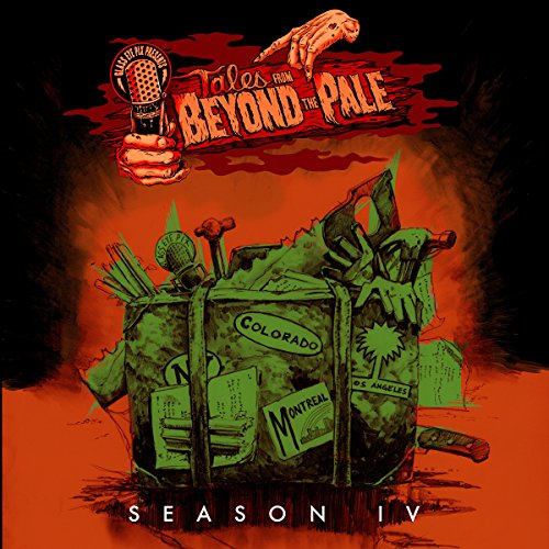 Couverture de Tales from Beyond the Pale: Season 4