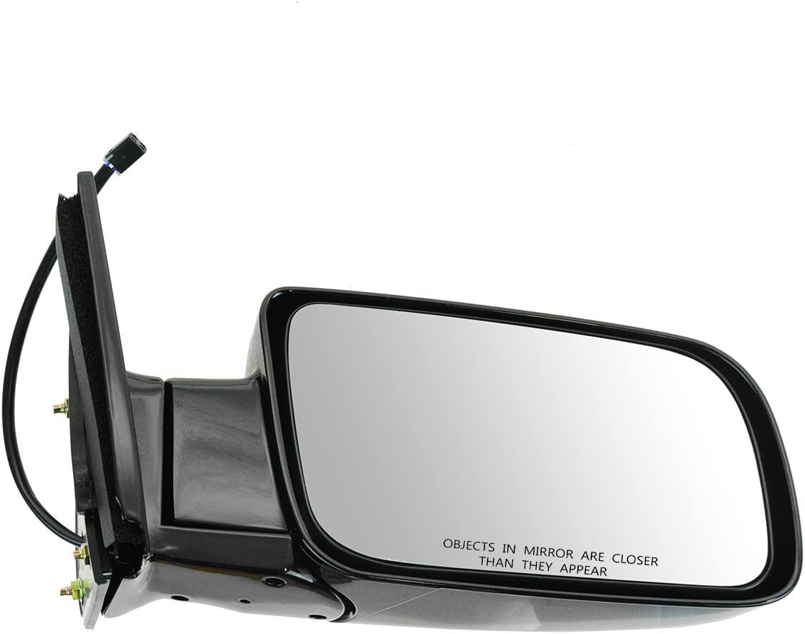 Mirror Side View Power lowest price Black Folding for Right G Credence Passenger Chevy