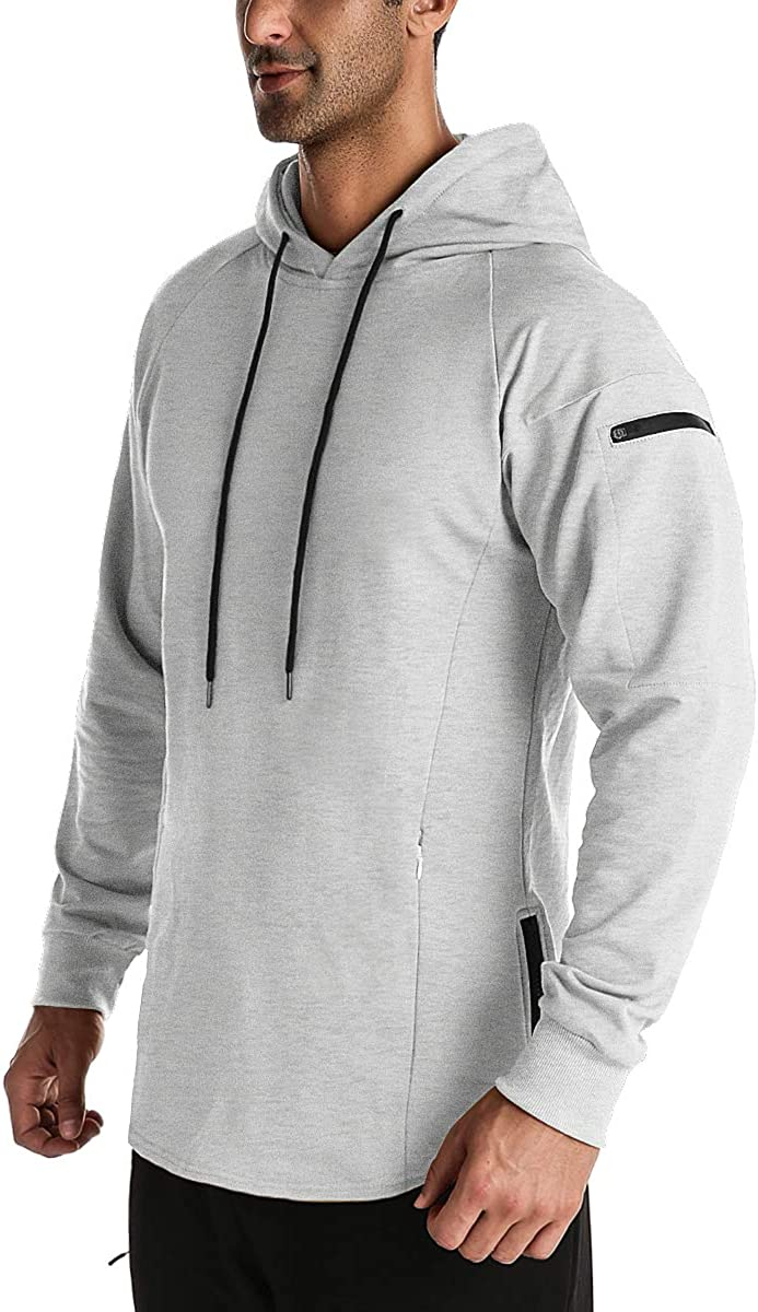 Men's Workout Hoodies for Gym and Training At Denver Mall New Shipping Free Shipping Running Muscle Fit