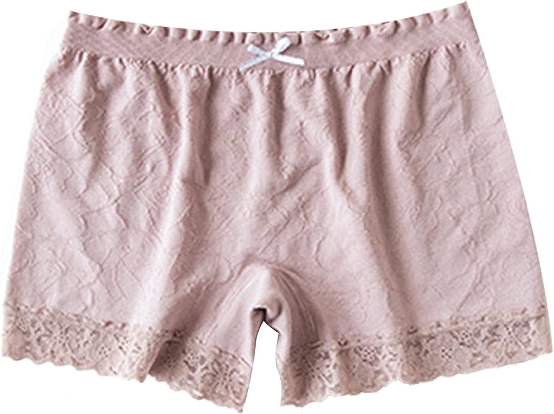 DINGANG Womens Boxer Shorts Underwear Anti Chafing Bike Shorts Boyshort Ladies Panties Briefs